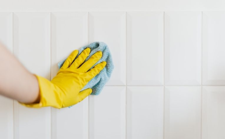 Cleaning Tile Flooring